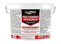 Огнебиозащита для дерева (концентрат) Kompozit 3кг