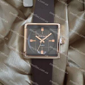 "Alberto Kavalli №70 ""01341-02"" Кварцевые часы с кож. зам ремешком"