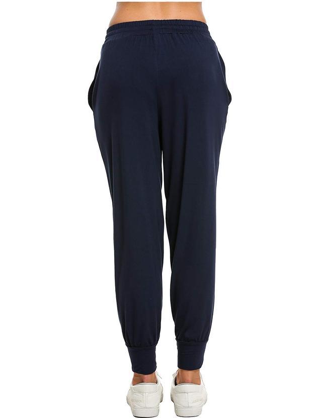 Штаны спортивные женские синие
