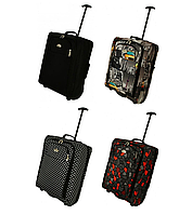 Рюкзак чемодан на колесах RGL Материал Cordura 2 ручки для переноски