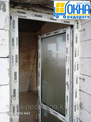 Металлопластиковые двери Вишневое, фото 2