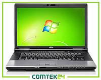 Мощный ноутбук из Европы Fujitsu Lifebook E752