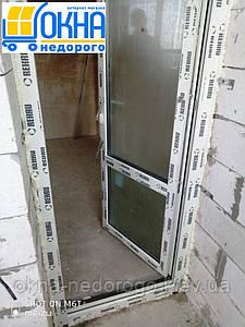 Металлопластиковые двери Боярка