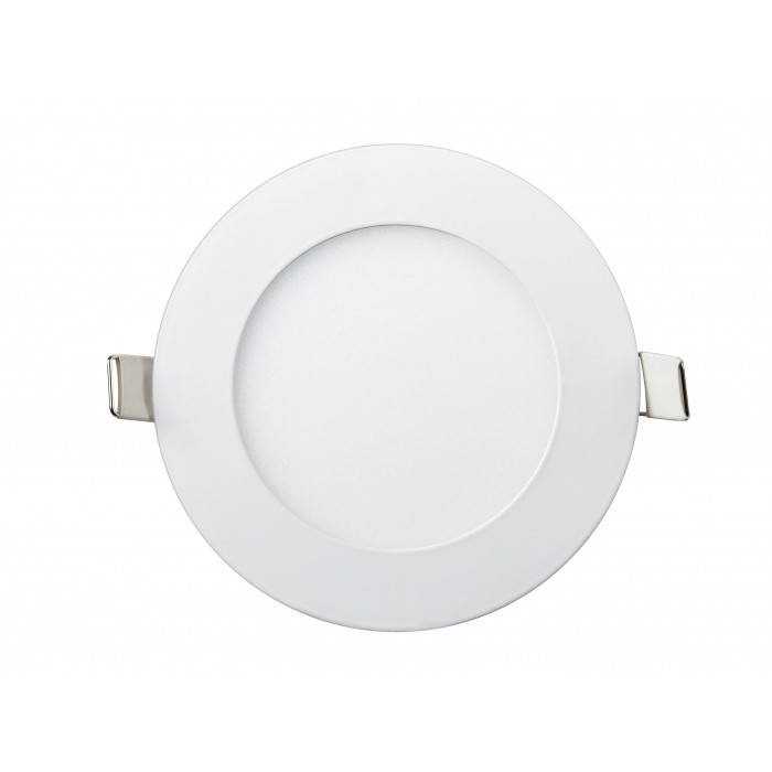 Светодиодный круглый врезной светильник Lezard 442RRP-06 6W 4200K
