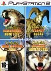 Сборник игр PS2: Cabelas: Dang.Hunt09 / TrophyBucks / DeerHunt05 / Outd.Adv