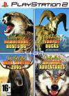 Сборник игр PS2: Cabelas: Dang.Hunt09 / TrophyBucks / DeerHunt05 / Outd.Adv, фото 2
