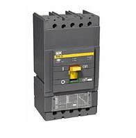Автоматический выключатель ВА88-37 3Р 400А 35кА с электронным расцепителем IEK