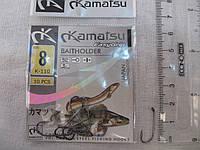Крючки KAMATSU BAITHOLDER 8-k110