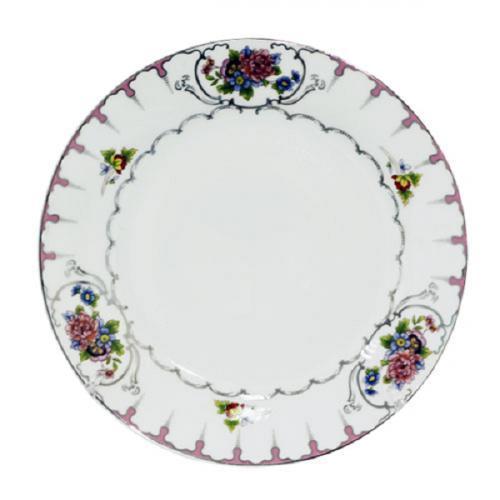 """Тарелка закусочная S&T Цветы 7 """"30000-1486"""