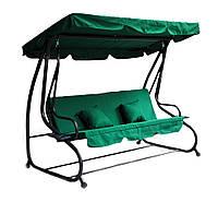 Садовые качели Relax Plus 2 подушки, фото 1