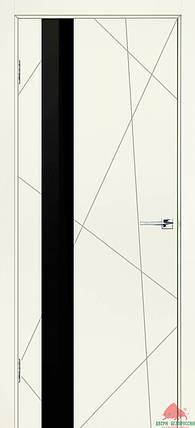Двери Белоруссии Геометрия беж ПО, фото 2