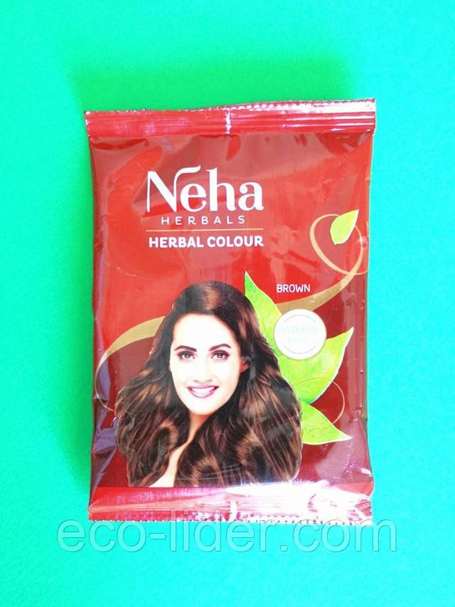 Изображение Neha herbals brown 20g