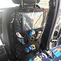Органайзер в автомобиль для планшета на спинку сиденья. Украина