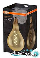 Світлодіодна лампа OSRAM Vintage 1906 LED 28 5 W/2000K E27. LED лампа.