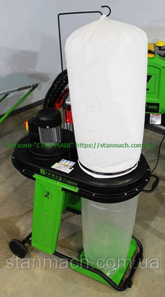 Пылесборник Zipper ZI-ASA550E (аспирация), фото 2