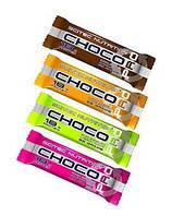 Батончик Scitec Nutrition - Choco Pro (55 грамм) двойной шоколад