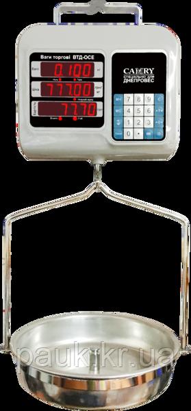 Весы торговые подвесные ВТД-ОCЕ(led) 15кг, CAMRY. Весы для мяса