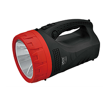 Переносной аккумуляторный фонарь / фонарик LUXURY 2829 5W+25LED