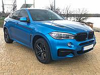 Аренда, прокат автомобиля BMW X6M 50D