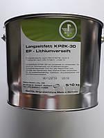 Смазка литиевая многофункциональная  REKTOL Langzeitfett  KP2K-30 (5 kg)