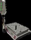 Ваги торговельні зі стійкою ВТД-CС (lсd) 6кг, CAMRY, функція розрахунку решти, фото 7