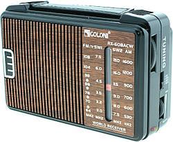 Радіоприймач FM Радіо GOLON RX-A608AC