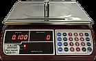 Весы торговые без стойки ВТД-СE1, 15кг, CAMRY с расчетом стоимости, фото 2