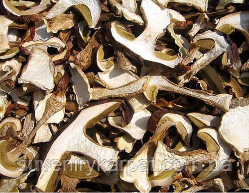 Білі сушені гриби