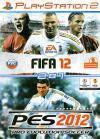 Сборник игр PS2: FIFA 10 / PES 10