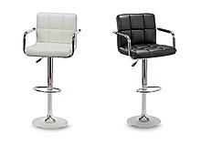 Барный стул Hoker ASTANA с подставкой для ног и регулировкой высоты сидения