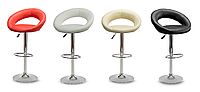 Барный стул Hoker FARO-EKO с регулированием высоты сиденья и поворотом на 360 градусов