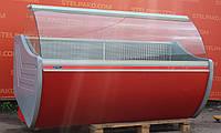 Холодильная витрина охлаждаемая «Технохолод ПВХС Флорида» 2 м. (Украина), новый компрессор, Б/у , фото 1