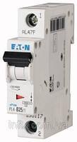 Однополюсные автоматические выключатели PL4-C20/1 Eaton