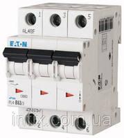 Трехполюсный автоматический выключатель PL4-C50/3