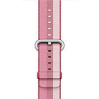 Ремешок для часов Apple Watch 38 мм 40 мм нейлоновый с пряжкой, Berry color, фото 3