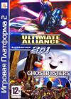 Сборник игр PS2: Ghostbusters / Marvel Ultimate Alliance, фото 2