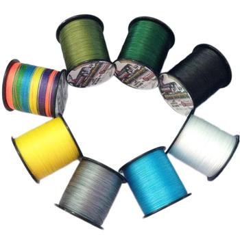 Леска плетеная мультифиламентная 6LB-100LB 300м