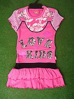Детское платье - туника для девочки