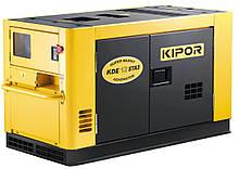 Запчасти на дизельный генератор KIPOR KDE12STA