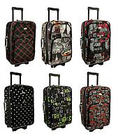 Дорожный чемодан на колесах RGL 775 (небольшой) с выдвижной ручкой, фото 1