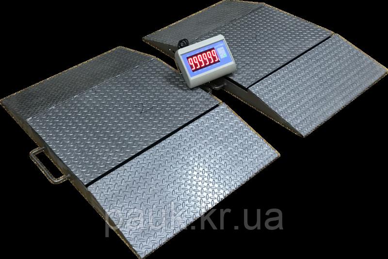 Автомобильные весы ВПД-ПС 15т, Днепровес