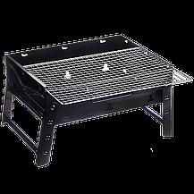 Складной барбекю гриль портативный гриль BBQ Grill Portable №A183, фото 3