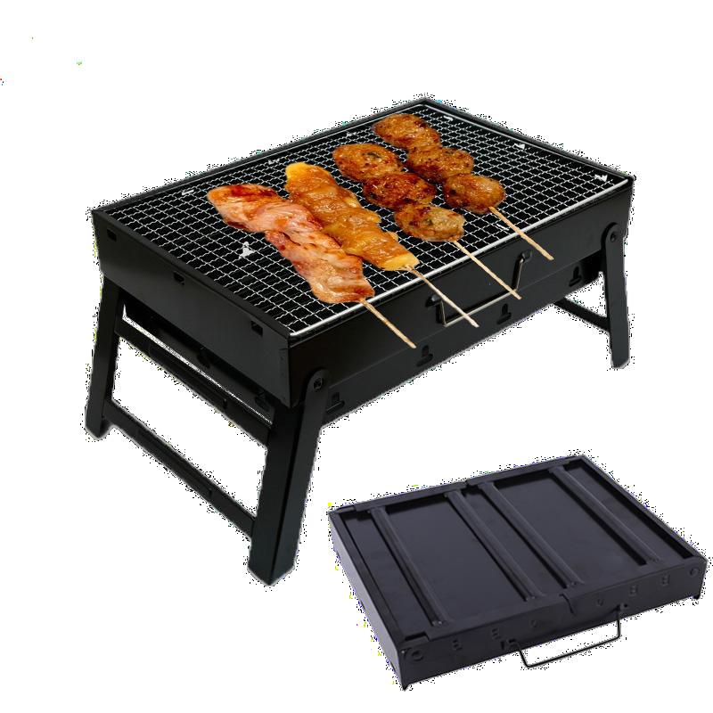 Складной барбекю гриль портативный гриль BBQ Grill Portable №A183