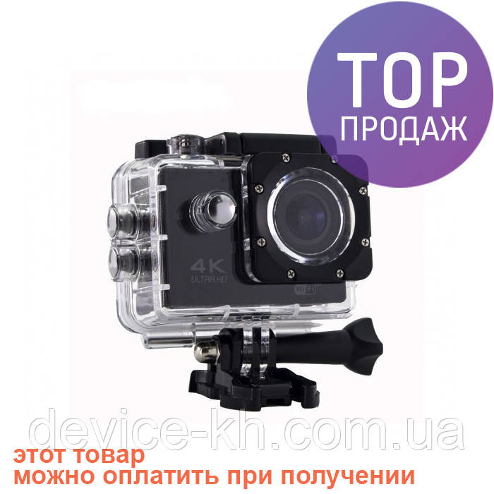 DVR SPORT Экшн камера S2 Wi Fi waterprof 4K