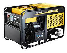 Запчасти на дизельный генератор KIPOR KDE19EA