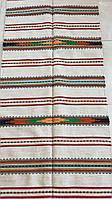 Доріжка ткана шерстяна гуцульська з орнаментом 200*67 см