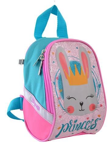 Рюкзак детский 1Вересня 556462 K-26 Honey bunny, фото 2