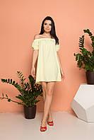 Платье резинка лето