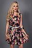 Платье  мод 371-1 размер 44