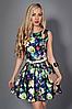 Платье  мод 371-2 размер 44,46,48